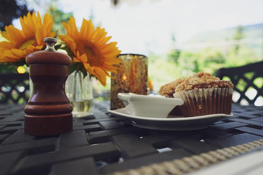 Breakfast muffins Manchester VT