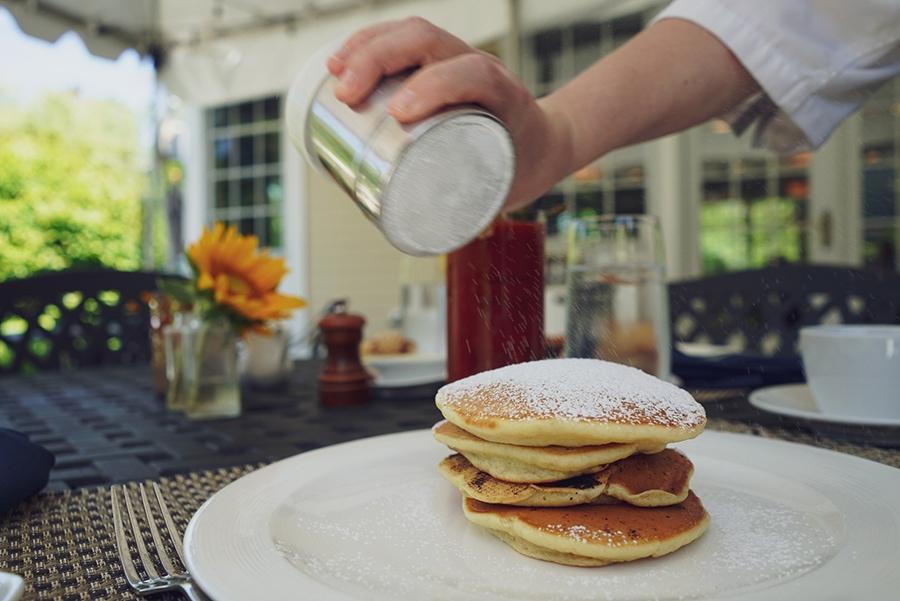 Pancakes Manchester VT